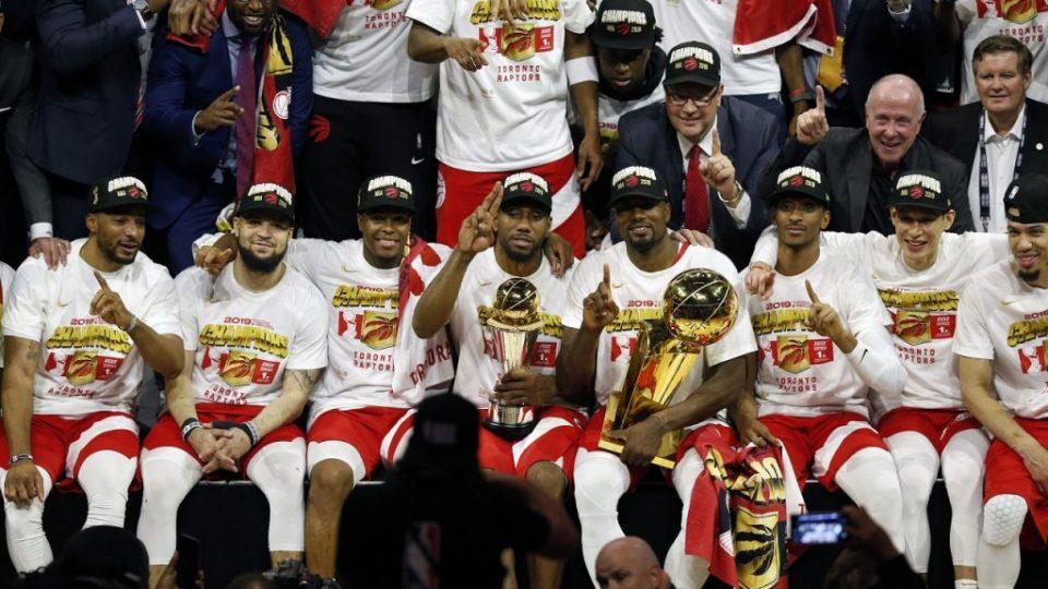 Tоронто Репторс со историска прва титула во НБА