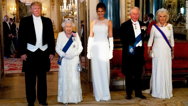 Трамп: Одлуката на Хари и Меган е тажна