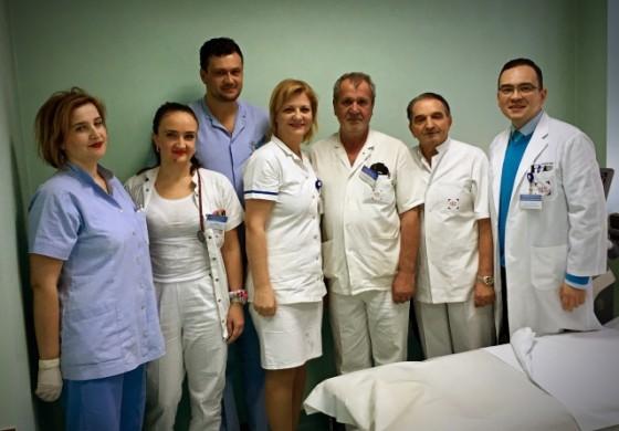 Лекари во Тузла лекуваат рак на црн дроб без операција за 20 минути