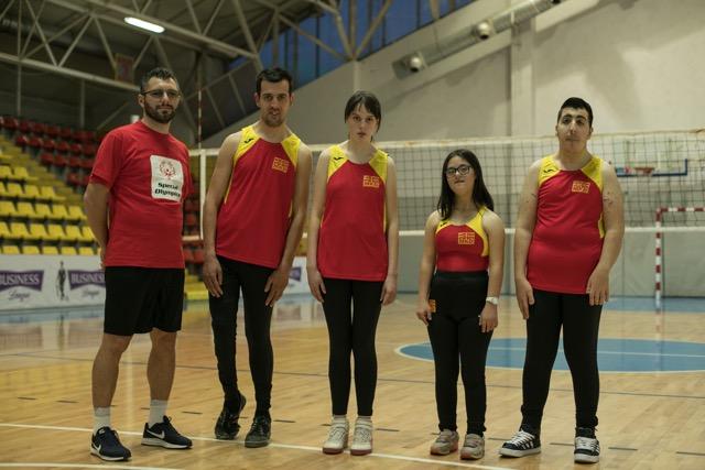ТВ стории за учесниците на Специјална олимпијада Македонија кои ќе учестуваат на ЛОИ во Абу Даби