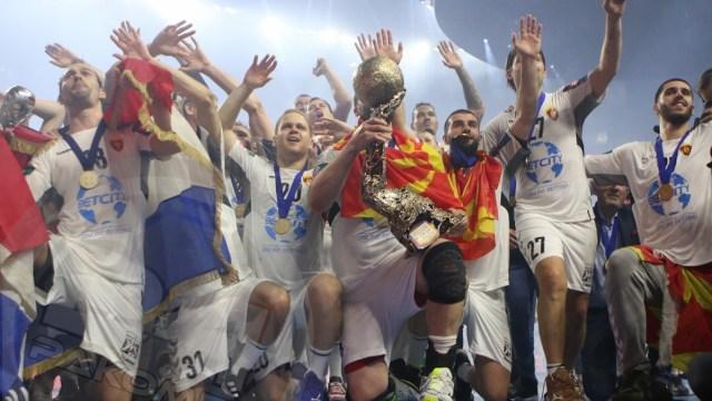 Вардар ќе биде дел и од новата Лига на шампиони