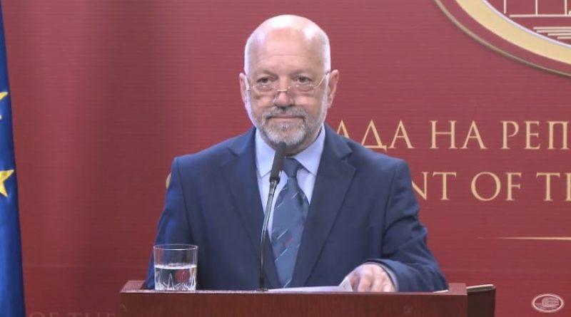 Димовски: АНБ ги достави до ЈО сите документи пронајдени кај Ременска