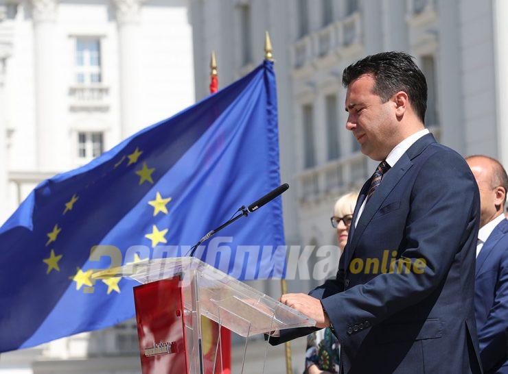 Вашингтон пост: Заев поднесе оставка разочаран и бесен на ЕУ
