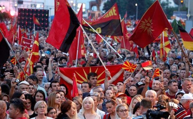 Илиевски: ВМРО е идеја, а идеите се отпорни и на куршуми и на бесилки и на политички прогони