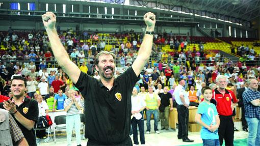 Вујовиќ: Вардар не смее да замре, мора вечно да биде спонзориран!