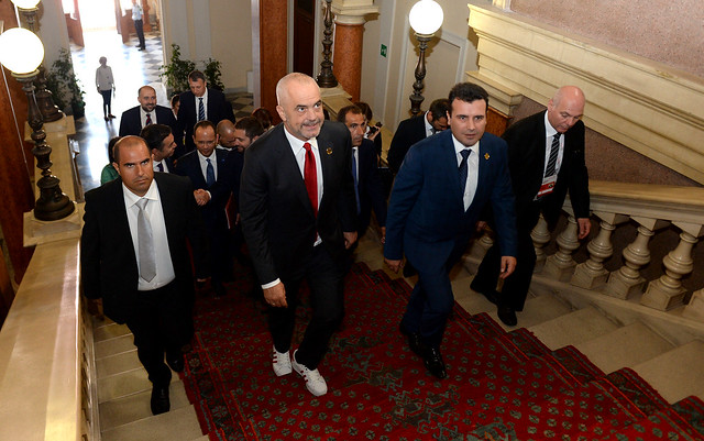 За Македонија зелено светло – за Албанија црвено