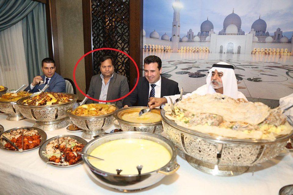 Со премиерот во Македонија, со лисици низ светот: Пријателите на Заев белосветски измамници