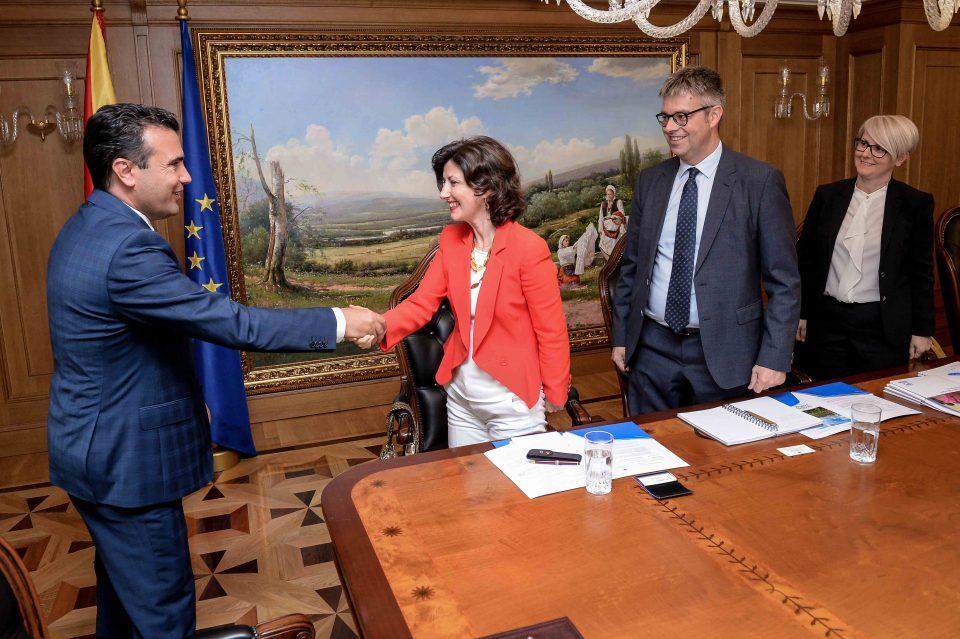 Се бара начин мигрантите да добијат документи и права како сите граѓани во Македонија