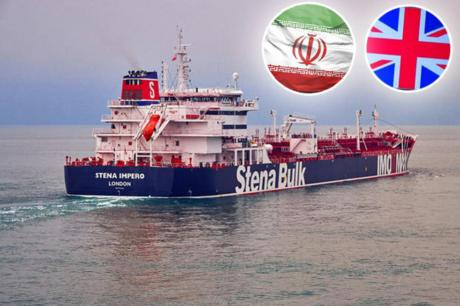 Се заострија односите: Иран заплени британски танкер