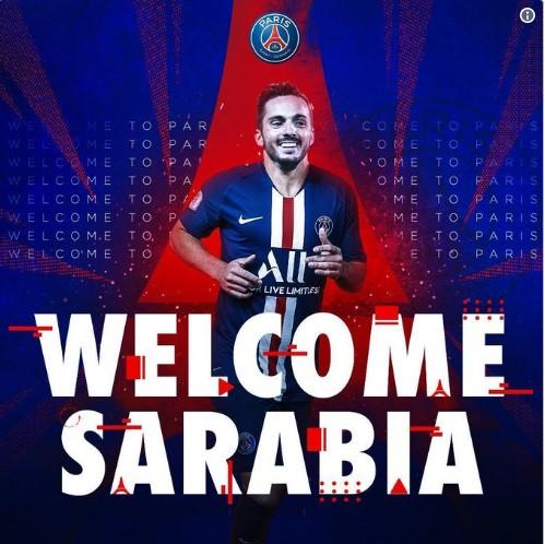 Пабло Сарабија потпиша за ПСЖ, Лук де Јонг се пресели во Севилја