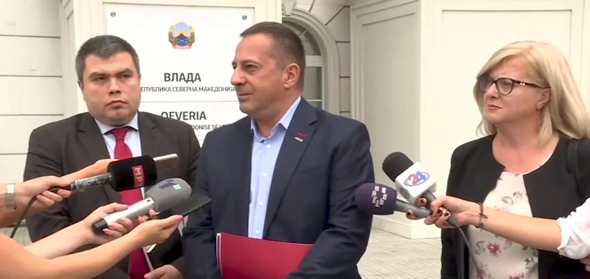 ВМРО-ДПМНЕ: Заев да го разреши Оливер Ристовски поради навредите упатени кон партијата