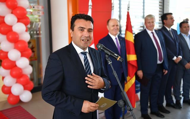 Заев: Соработувам со сите општини, а повеќе внимание посветувам на Арачиново