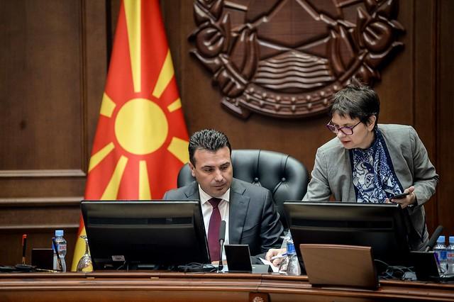 Заев и министрите денеска на владина седница во Битола