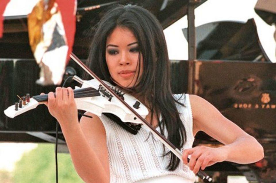 """Ѕвездата на виолина Ванеса Меј в петок го отвора годинешното """"Охридско лето"""""""