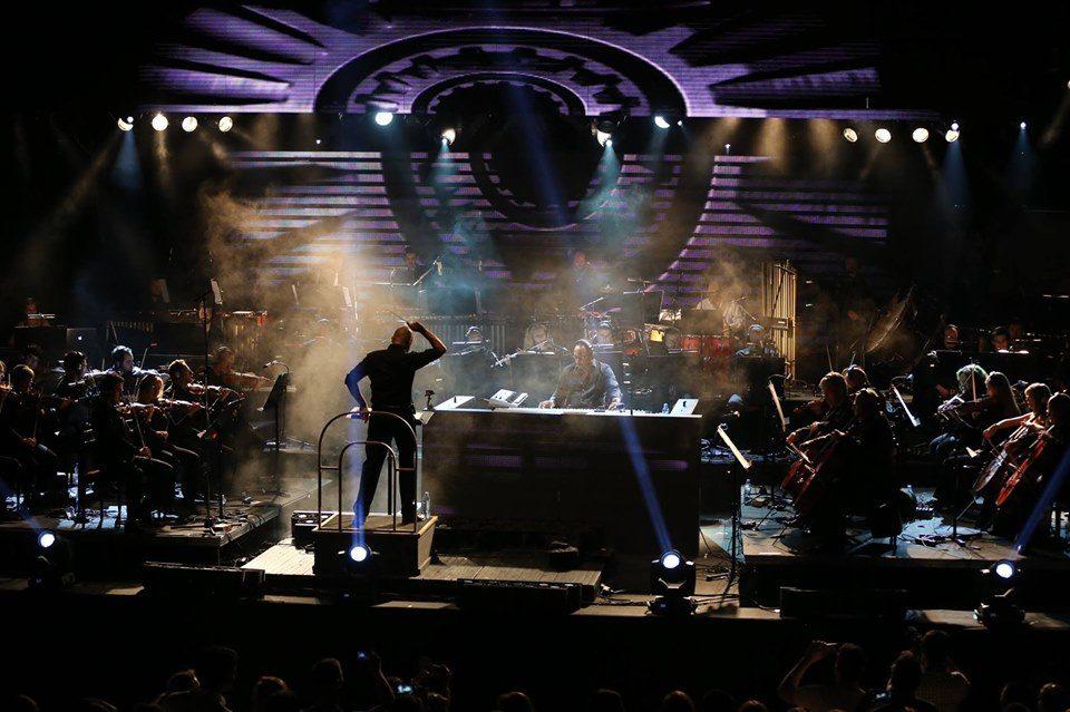 Џијан Емин, Македонска Филхармонија, Здружение на џез музичари со целовечерен концерт во Галичник