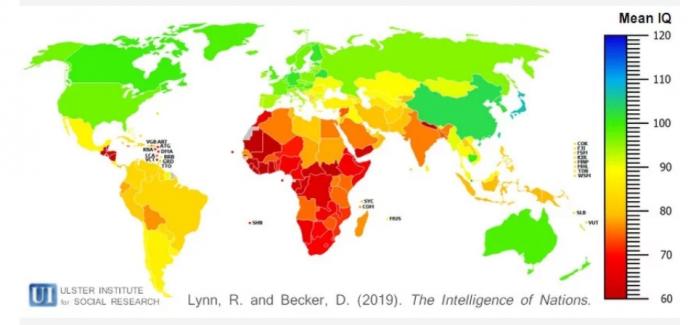 Националното IQ на Македонија е 82, најниско во регионот