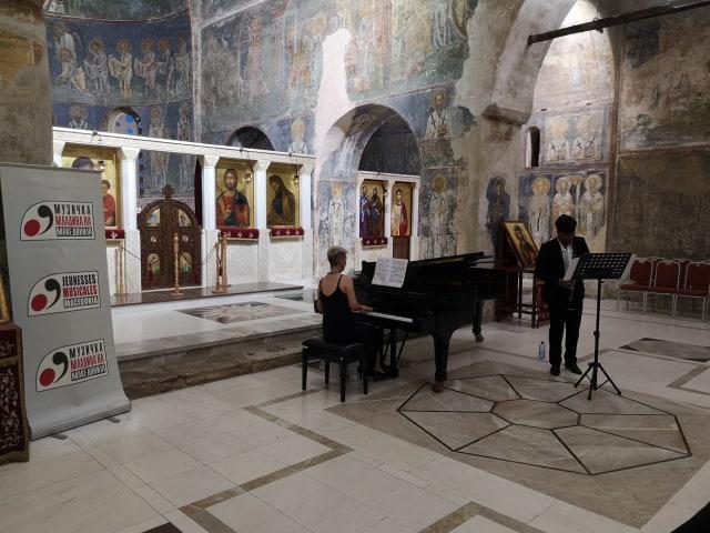 Инес Неделковска и Рикардо Хуна – млади надежи на македонската музичка сцена