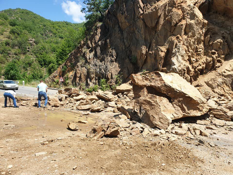 Голем одрон на патот Кочани – М.Каменица – Делчево