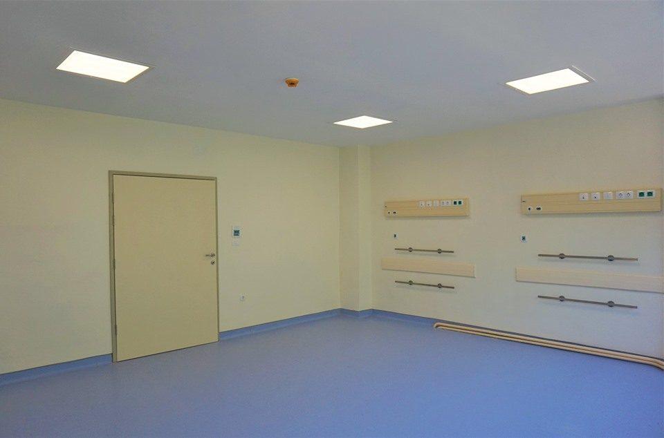 """Реновирани одделенијата за детска и пластична хирургија во болницата """"Св. Наум Охридски"""""""