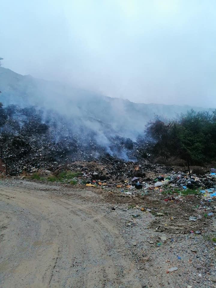 О2 иницијатива: Никој не реагира, 13 дена чади депонијата во Буково