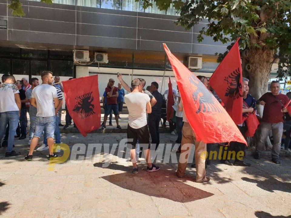 Ново рочиште за Ел Чека, се подготвува нов протест за негова поддршка