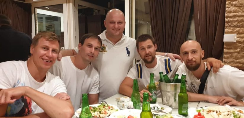 Драчево ги поздрави Вардарци, дојде и Карачиќ