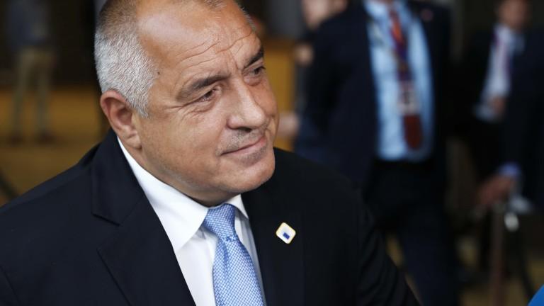 Борисов најавува дека нема да има покана во ЕУ за Македонија