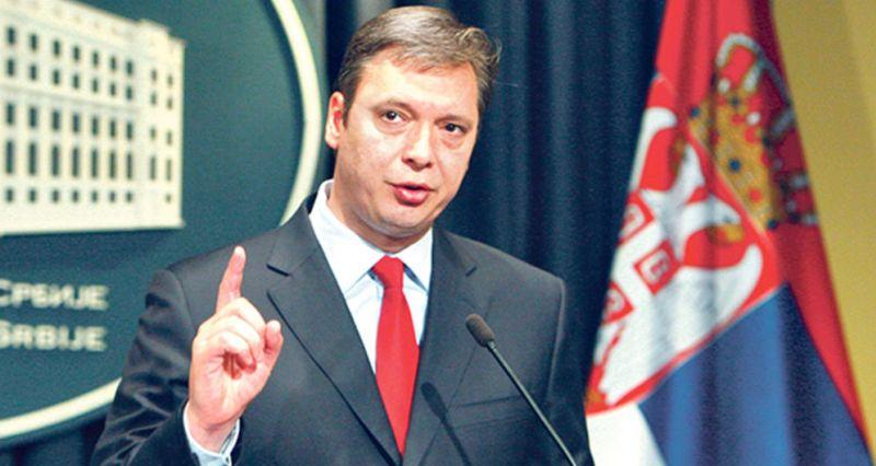 Вучиќ: Харадинај ќе се врати за 48 часа, ова е политички трик