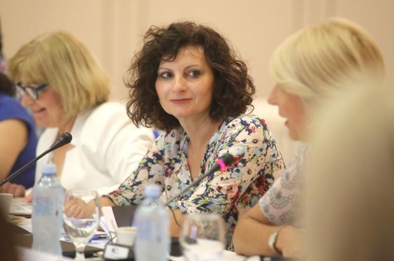 Претседателката на Антикорупциска задоволна од работата на Комисијата, институциите реагирале бавно
