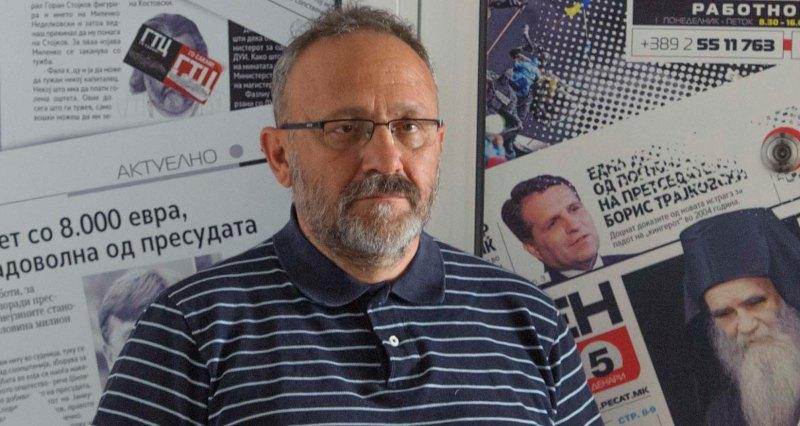 Таткото на Зоран Заев, Панче, со недолични коментари кон Героски: Во идната влада ќе ве предложиме за советник