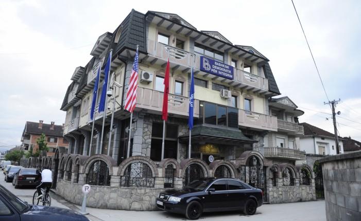 Ахмети го свика Централното претседателство на ДУИ