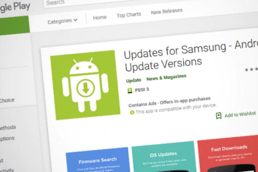 """Лажна апликација на """"Самсунг"""" измами милиони корисници"""