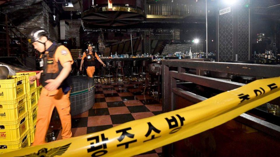 Во Јужна Кореја повторно стапуваат на сила забрани, се затвораат клубовите и кафулињата