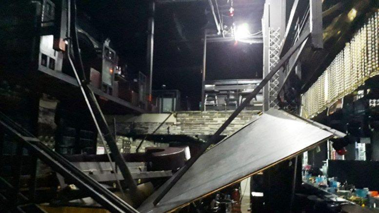 Кат од дискотека се урнал, мртви и повредени репрезентативци од целиот свет
