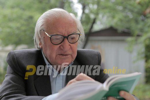 Почина првиот потпретседател на македонското Собрание
