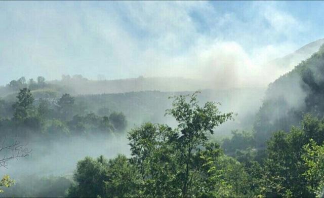 О2 Иницијатива: Три недели гори и чади депонијата во Буково