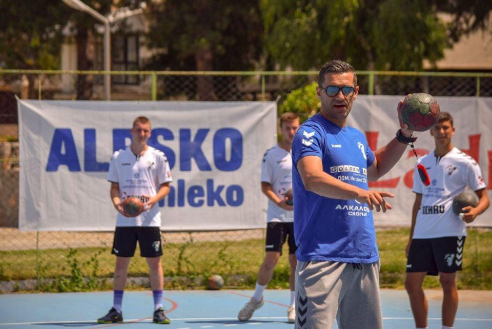 Во првата лига ќе игра и тимот КЛ7 на Кире Лазаров