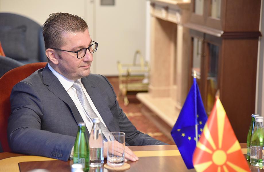 Посакувам да добиеме безусловен датум за преговори со ЕУ