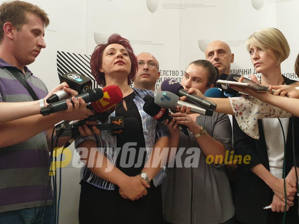 """""""Титаник"""" на СЈО продолжува в среда, Стефанова утре во ЈО за """"Рекет"""""""