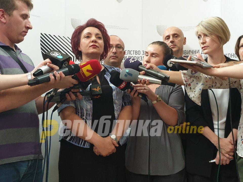 Камчев: Ако Јанева ја присилувала Стефанова да го прави тоа што го правеше, зошто не ја пријавила?