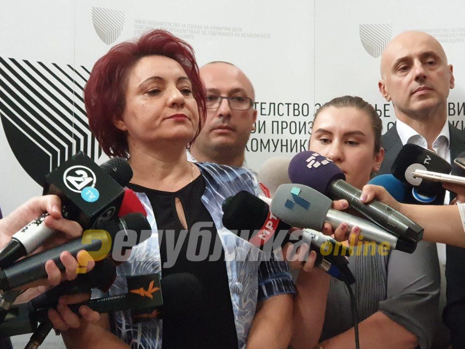 """Обвинителката Лиле Стефанова денеска ќе сведочи во """"Рекет"""""""