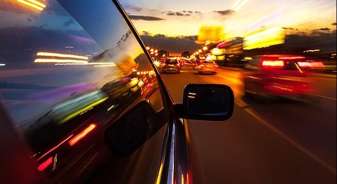 Над 200 казнети возачи во Скопје за брзо возење и алкохол
