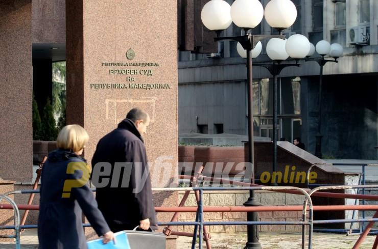 """Срамна пресуда на Врховниот суд за блиндираниот """"мерцедес"""""""