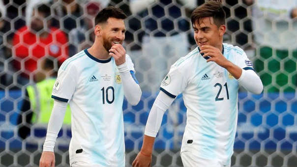 Аргентина бронзена на Копа Америка