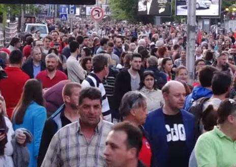 Кировски за СЈО: Обичен гангстерски полусвет кој им плукна в лице на граѓаните
