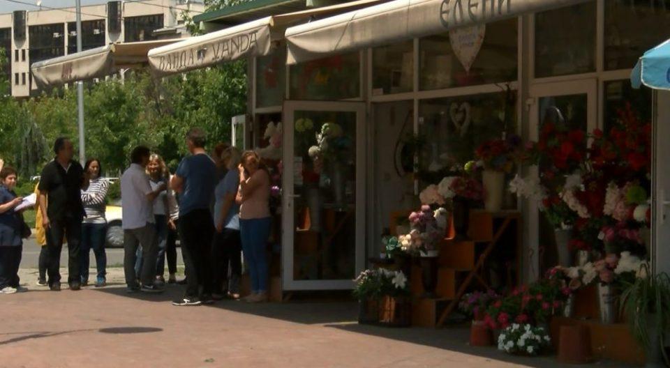 Дуќаните од Цветен пазар утре одат на лицитација: Цвеќарите бараат одложување и средба со надлежните