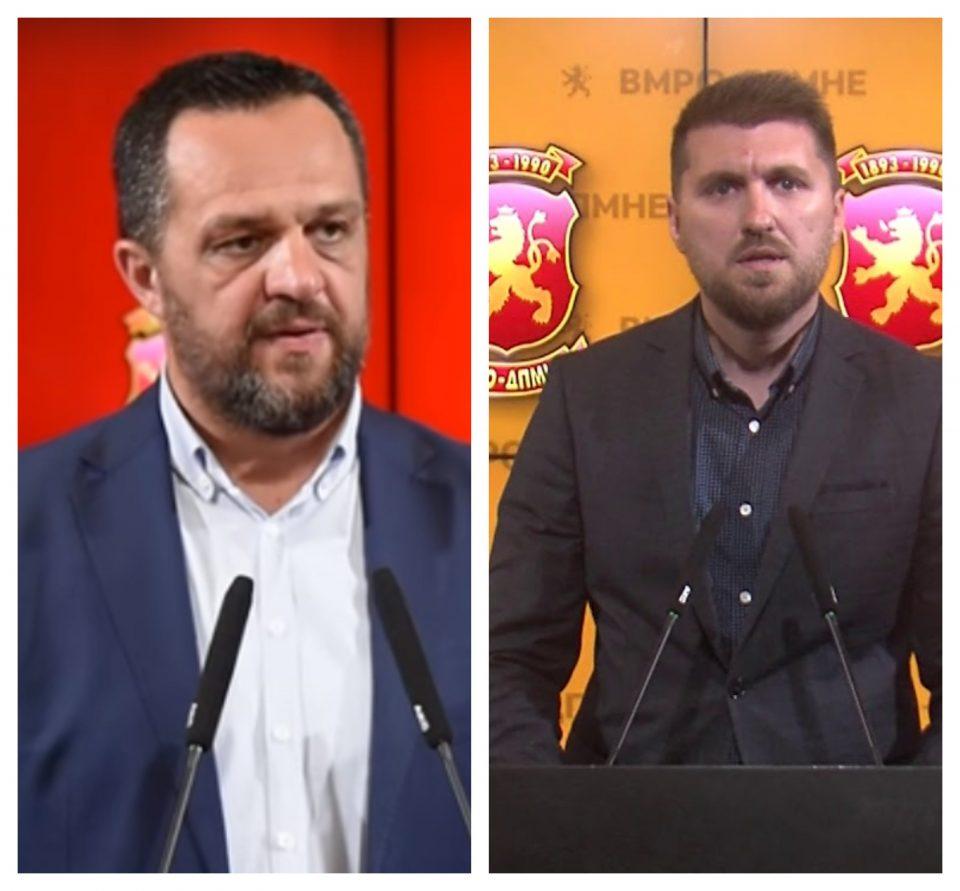 Два месеца се притворени функционери од ВМРО-ДПМНЕ, а не знаат зошто