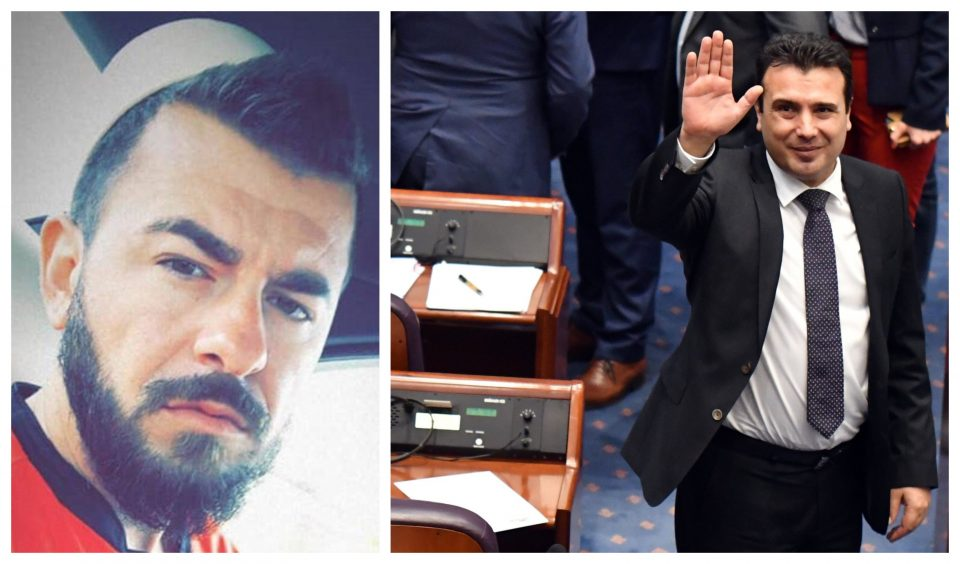 Ахмети ќе го изгори Заев: Бомбите на Ел Чека потекнуваат од Скопје