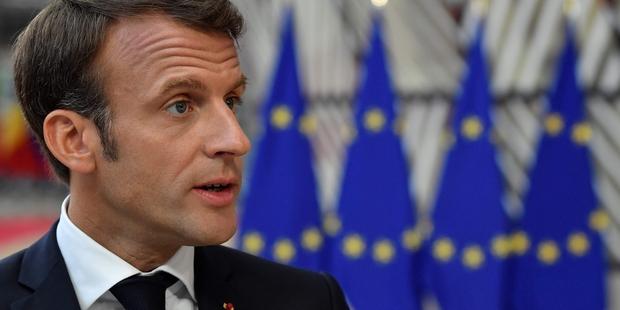 Макрон: Франција ќе им помогне на Грција и Бугарија да ги заштитат своите граници