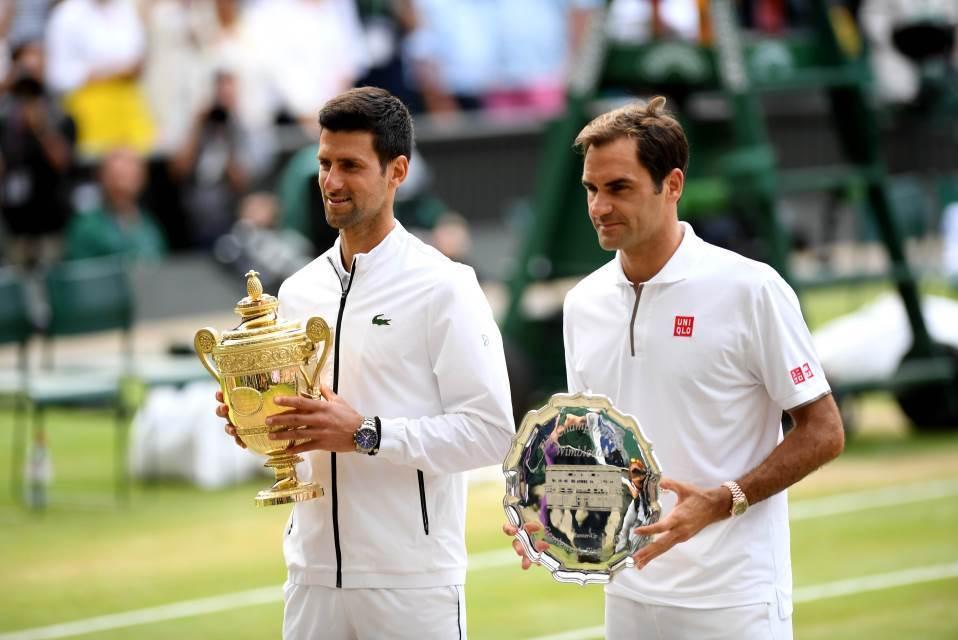 Федерер: Ова беше лудо, секоја чест Новак